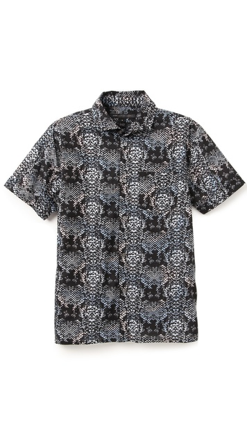 Marc by Marc Jacobs Rex Snake Shirt