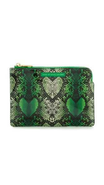 Marc by Marc Jacobs Snake Heart Mini Tablet Case