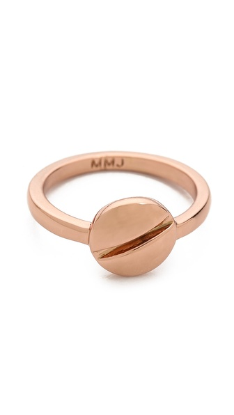 Marc by Marc Jacobs Screw Ring