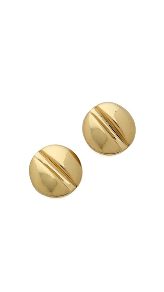 Marc by Marc Jacobs Screw Stud Earrings
