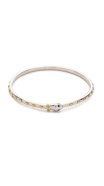 Marc by Marc Jacobs Snake Bangle Bracelet