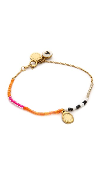 Marc by Marc Jacobs Safety Bead Single Strand Bracelet