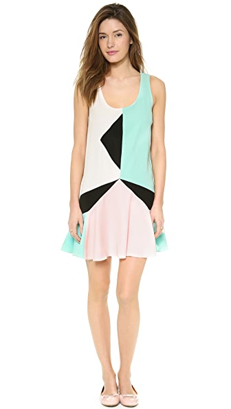 Marc by Marc Jacobs Cady Collage Dress