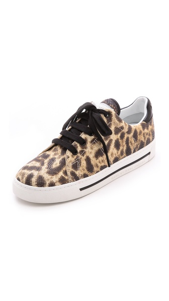 Marc by Marc Jacobs Cute Kicks Snake Embossed Sneakers