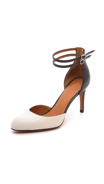 Marc by Marc Jacobs Ankle Strap Pumps