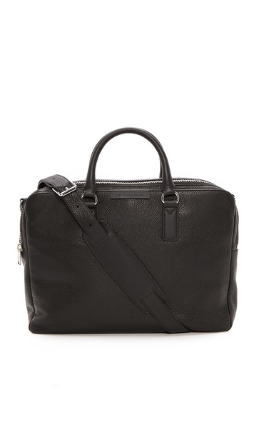 Marc by Marc Jacobs Classic Leather Briefcase