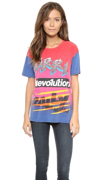 Marc by Marc Jacobs Ryder Motocross Tee