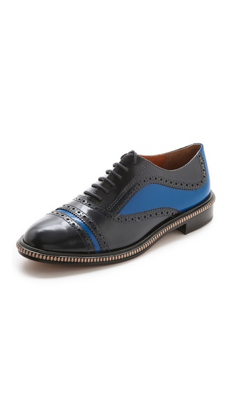 Marc by Marc Jacobs Uniform Two Tone Oxfords