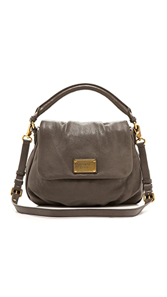 Marc By Marc Jacobs Marc By Marc Jacobs Classic Q Lil Ukita Bag (Silver)