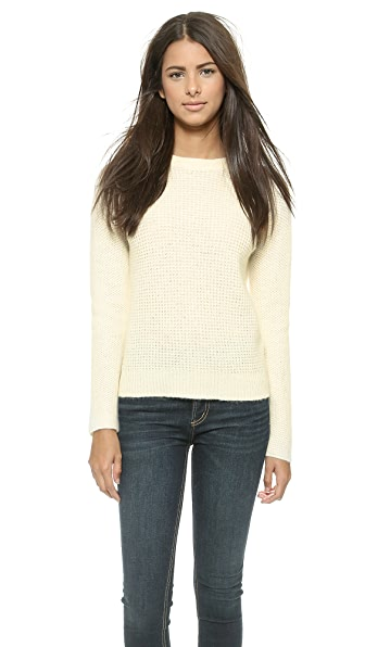 Marc By Marc Jacobs Hamilton Sweater - Canvas White