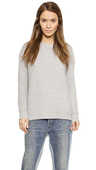 Marc By Marc Jacobs Nora Sweater - Chrome Melange