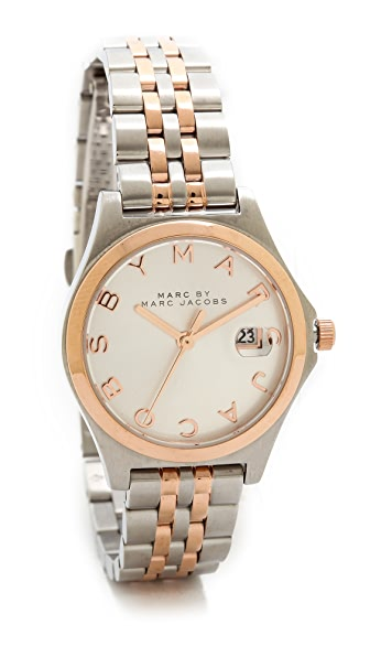 Marc By Marc Jacobs Marc By Marc Jacobs The Slim Watch (Multicolor)
