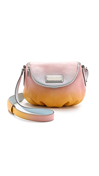 Миниатюрная сумка Runway New Q Natasha с переходами цвета