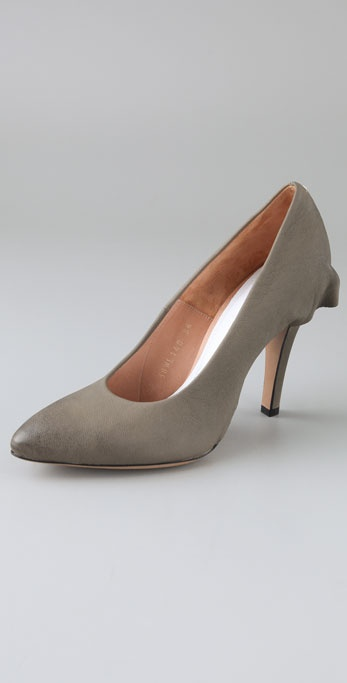 Maison Martin Margiela Skirted Pumps