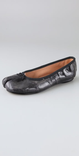 Maison Martin Margiela Split Toe Tabi Flats
