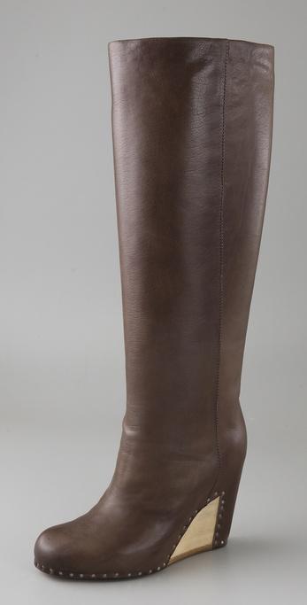 Maison Martin Margiela Wedge Boots