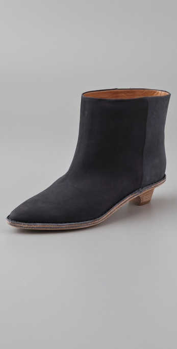 Maison Martin Margiela Raw Edge Handmade Booties