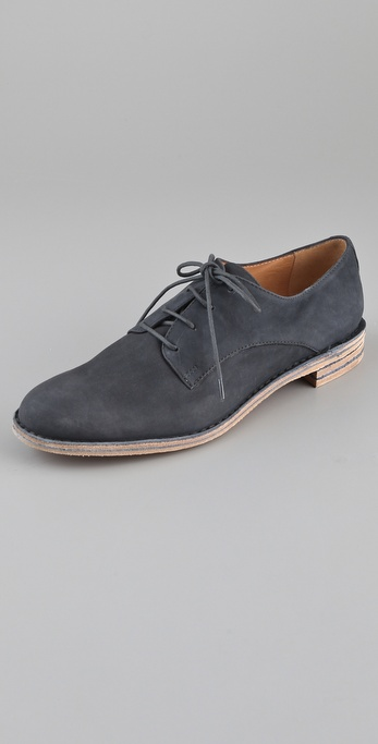 Maison Martin Margiela Raw Edge Handmade Oxfords