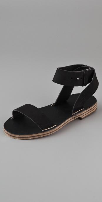 Maison Martin Margiela Flat Sandals
