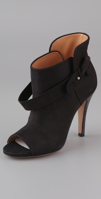 Maison Martin Margiela Open Toe Booties