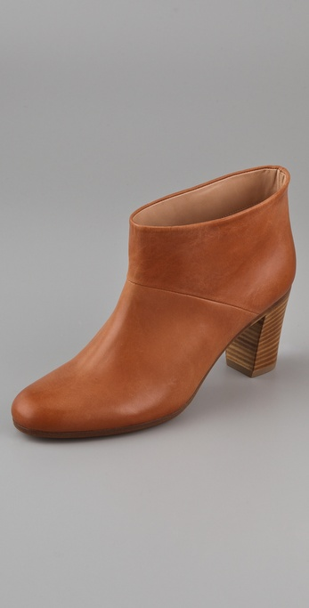 Maison Martin Margiela Stacked Heel Booties