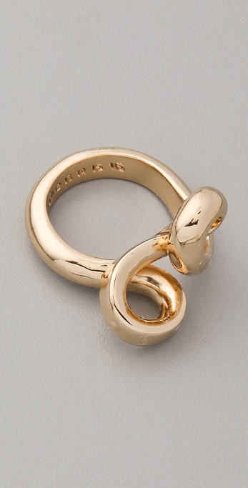 Maison Martin Margiela Twist Ring