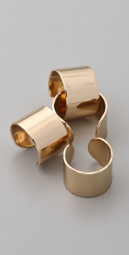 Maison Martin Margiela 4 Finger Rings