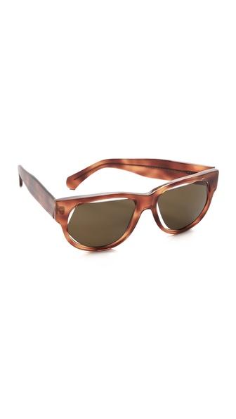 Maison Martin Margiela Wrong Size Sunglasses