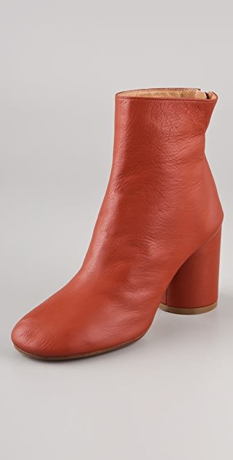 Maison Margiela High Heel Booties