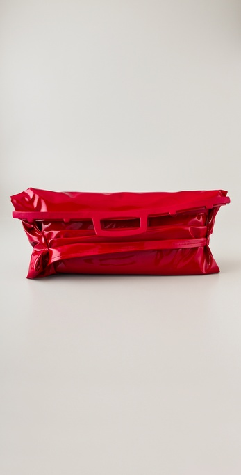 Maison Martin Margiela Oversized Top Handle Clutch