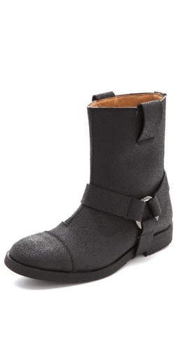 Maison Martin Margiela Rubber Pull On Booties