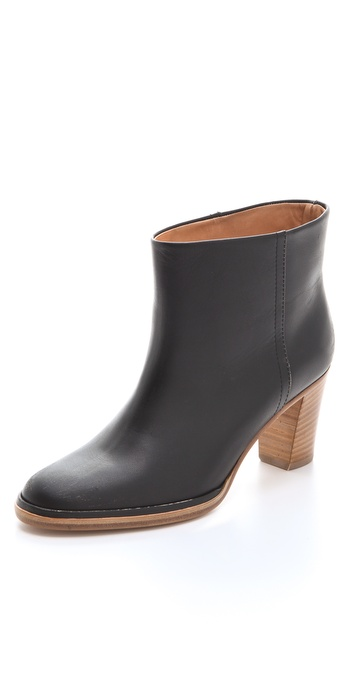 Maison Martin Margiela High Heel Booties