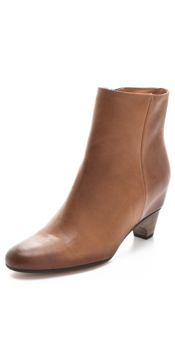 Maison Martin Margiela Low Heel Booties