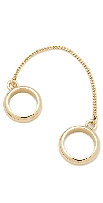 Maison Margiela Chain Double Ring