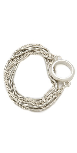 Maison Martin Margiela Multi Chain Bracelet