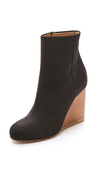 Maison Martin Margiela Plexi Covered Wedge Booties
