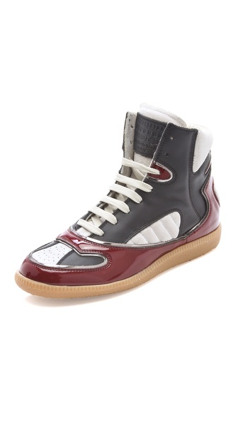 Maison Martin Margiela High Top Sneakers