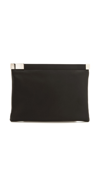 Maison Martin Margiela Zip Lock Clutch
