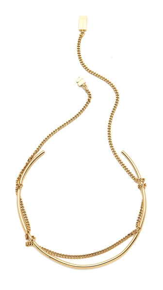 Maison Martin Margiela Tangle Chain Choker