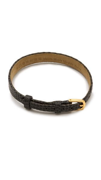 Maison Martin Margiela Lizard Friendship Bracelet