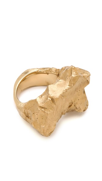 Maison Martin Margiela Solitaire Rock Ring