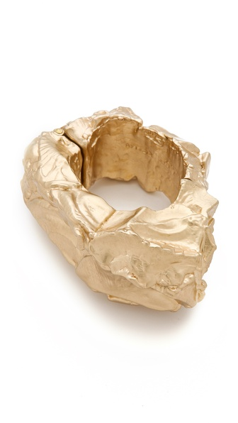 Maison Martin Margiela Natural Rock Bangle