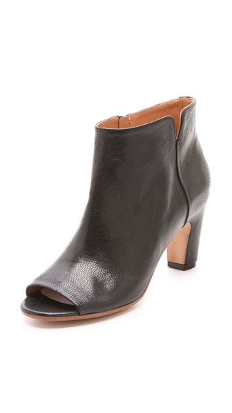 Maison Martin Margiela Curved Heel Booties