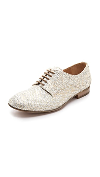 Maison Martin Margiela Glitter Oxfords