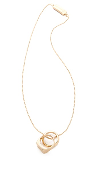 Maison Margiela Necklace with Rings