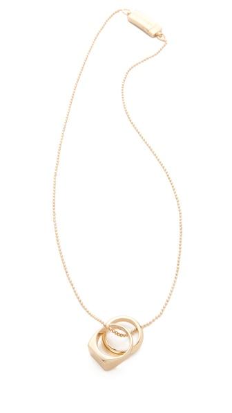 Maison Martin Margiela Necklace with Rings