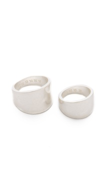 Maison Martin Margiela Two Ring Set