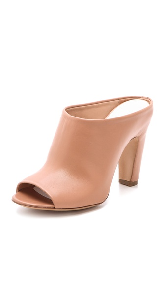 Maison Martin Margiela Curved Heel Mules