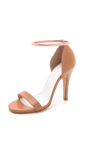 Maison Martin Margiela Ankle Ring Sandals