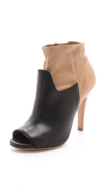Maison Martin Margiela Peep Toe Booties